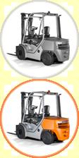 Dizel Forklift