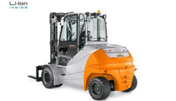 STILL Forklift RX60 60