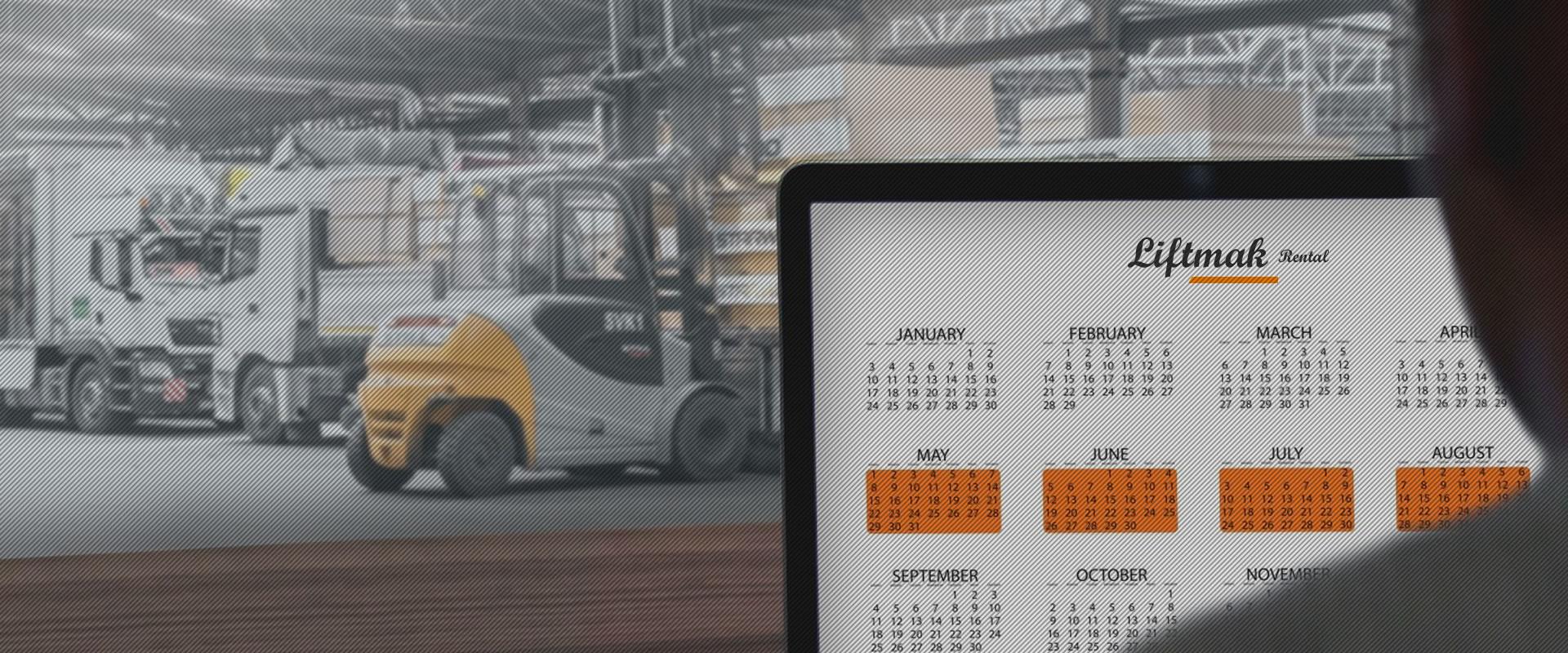 Kiralık Forklift, İstif Makinaları ve Dahası